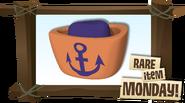 Rare Sailor Hat