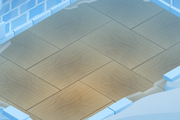 Snow-Fort Brown-Tile