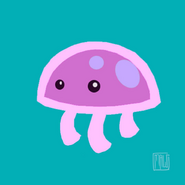 Taylor Maw Pet Jellyfish Concept Art