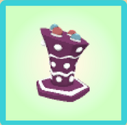 Unreleased Gingerbread Top Hat