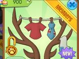 Clothesline Antlers