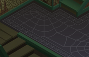 Epic-Haunted-Manor Spiderweb-Floor