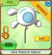 Rare Phantom Balloon