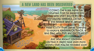 The new land o3o