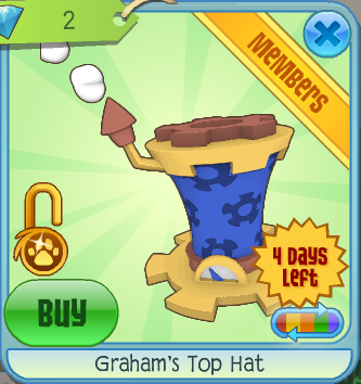 Image of: Spiked Top Grahams Top Hat Music Jinni Grahams Top Hat Animal Jam Wiki Fandom Powered By Wikia