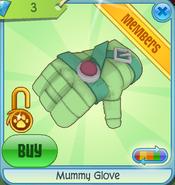 Diamond-Shop Mummy-Glove Green
