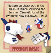 Jamaa-Journal Vol-091 Freedom-Items