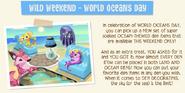 Jamaa-Journal Wild Weekend World Oceans Day