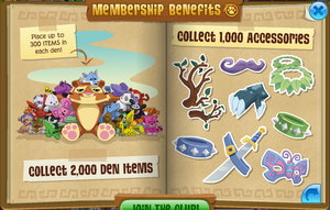 Membership | Animal Jam Wiki | FANDOM powered by Wikia