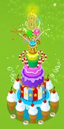 8th Birthday Cake click7