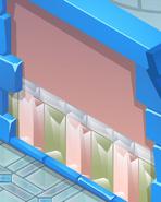 Crystal-Palace Pink-Striped-Walls