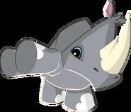 Rhino dance