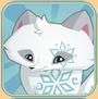 Polar Arctic Fox Icon