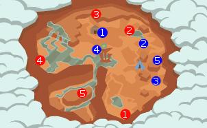 Closed] The Forgotten Desert Maps and Tips | Animal Jam Wiki