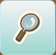 JAG Stamp magnifying glass