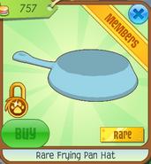 Frying Pan Hat Animal Jam Wiki Fandom Powered By Wikia