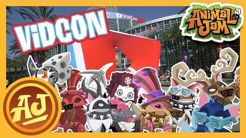 Join Animal Jam at VidCon!