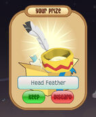 Sky-High-Prize Head-Feather
