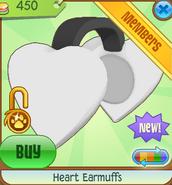 Heart Earmuffs 8