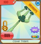 Clover Trident
