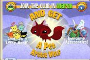 JAG Pet Arctic Wolf