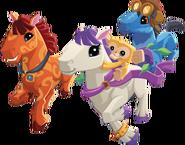 Aj-horses