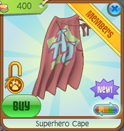 Bahari-Bargains Superhero-Cape Red