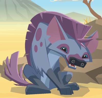 Hyena Animal Jam Wiki Fandom Powered By Wikia