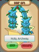 HollyArchway