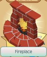 Jamaaliday-Gift 2011 Fireplace