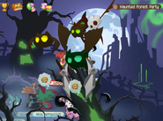 Haunted Forest Party 3