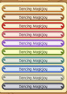 Nametag Color Selection