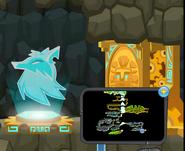 The Hidden Falls - Arctic Wolf Gate 2