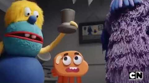 The Amazing World of Gumball the Puppets The Fun Will Never End Song