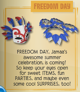 Jamaa-Journal Vol-064 Freedom-Day