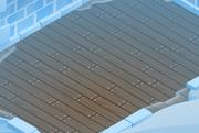 Snow-Fort Wood-Floor
