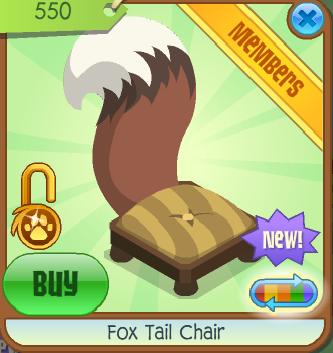 Animal Jam Chair & Basic Information Sc 1 St Animal Jam Wiki