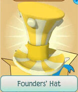 Gift Founders-Hat