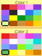 Pet Snake Colors