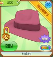 Shop Fedora Pink