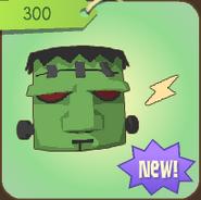 Shop Frankenstein-Mask 2011