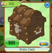 Pirate Chest 10