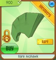 Rare Mohawk