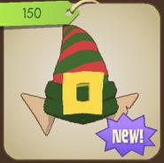 Shop Jolly-Elf-Hat Red-Green 2010
