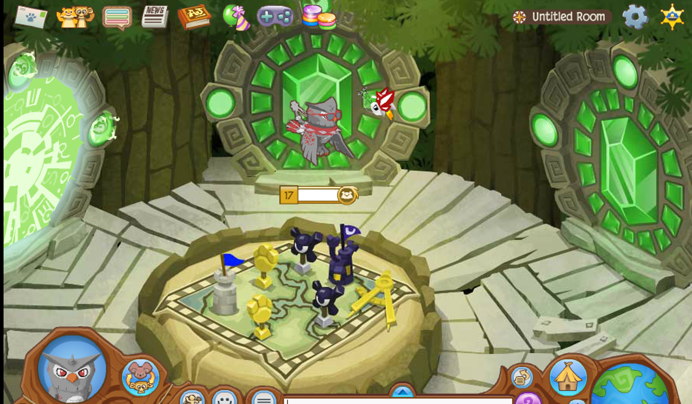 Image result for animal jam adventure command post