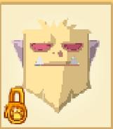 Yeti Mask old item yellow