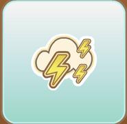 Jag Stamp thunder cloud