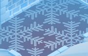 Snow-Fort Spiderweb-Floor