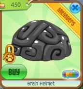 Brain helmet 4