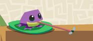 Pet-Frog Sloth-Minibook 1